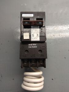 Disjoncteur Siemens 30A GFI