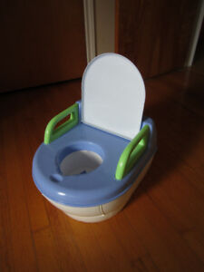 Potty 3 in 1 - almost new