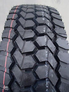 6, 225/70R19.5 12/F PLY RATING *TAKE OFF'S* All Season Tires