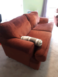 Couch and chair SOLD PPU