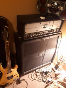 PEAVY HALF STACK and HEAD !    Sounds Deadly    !!!