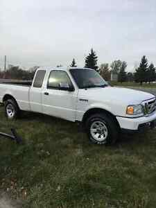 2008 Ford Ranger Extend cab Pickup Truck
