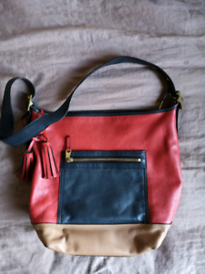 COACH Legacy Leather Colourblock Duffle Collection