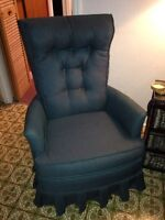 Old Fashioned Rocker Chair
