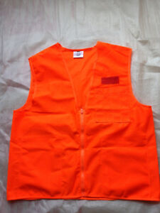 High visibility reflective safety vest brandnew, $8 each
