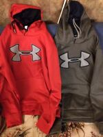SELLING TWO SIZE L UNDER ARMOUR HOODIES**BRAND NEW**