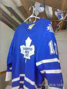 3 authentic hockey jerseys Cambridge Kitchener Area image 2