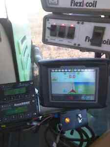 RAVEN GPS and Auto steer