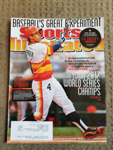 Sports Illustrated Houston Astros 2014