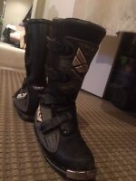 Fly size 9 motocross / dirtbike / Atv boots