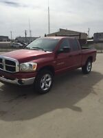 Dodge Ram for sale with low km
