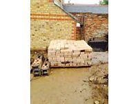 Quality old stock bricks