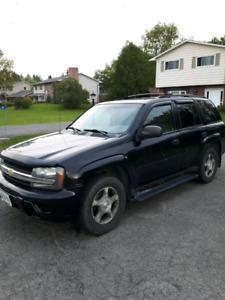 2007 Chevy Trailblazer