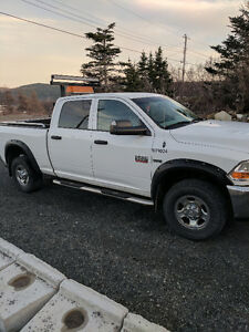 2012 Ram 2500 ST Pickup Truck