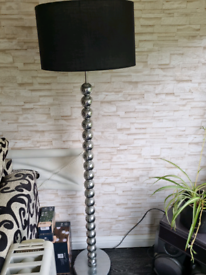 Standard lamp and table lamp