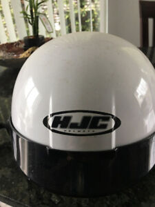 Motorcycle or scooter Helmet, HJC CS-2N, Medium