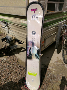 K2 illusions 160 snowboard