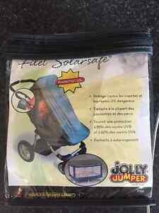 Jolly jumper Solarsafe stroller / playpen cover