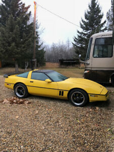 1984 Corvette Lots of fun to Drive. 15000 or Trade