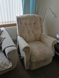 Sherborne Fully Electric Reclining chair