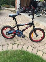 Suoercycle Illusion boys bicycle