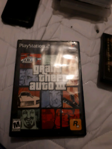 Gta 3 for ps2