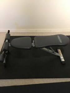 Moving sale:  Work out (home gym) bench
