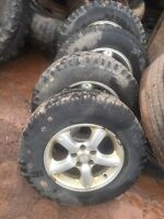 Mazda Tribute Alloy Wheels