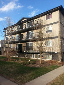 Beautiful 2 bedroom/1bathroom Condo - one block from NAIT!