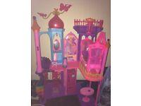Fairy dolls castle