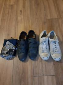 Men's Lansdale Black Shoes