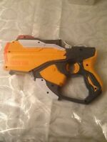Nerf lazer tag for iPod 4th generation