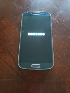 Samsung Galaxy S4 SGH-I337 16GB Black in a Very Good Condition