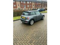 2008 MINI HATCHBACK 1.6 Cooper S 3dr HATCHBACK Petrol Manual
