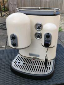 KitchenAid Artisan coffee machine for spares or repair