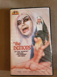 The Demons Vhs