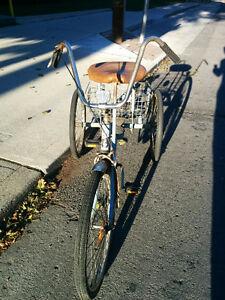 Desoto Adult Tricycle w Super Fat Seat London Ontario image 3
