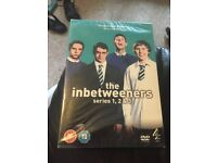 BN unopened box set The Inbetweeners 1,2,3