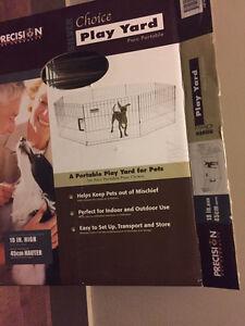 Dog play pen