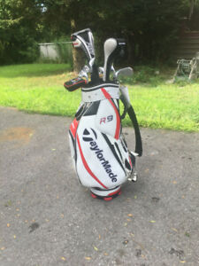 Sac/ set de Golf Taylor made r7, r9 r11 à vendre.