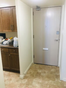 Spacious  1 Bedroom sublet at Courts of St. James (12/1~6/30)