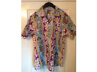 Hawaiian shirt xl