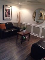 Room for rent in day spa/hair salon