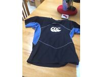 Canterbury rugby bodybarmout