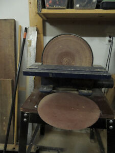 "Mastercraft 12"" Disc Sander Stratford Kitchener Area image 2"