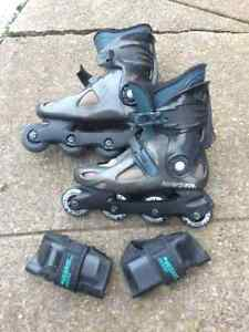 roller blades ladies size 9