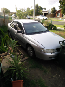 VY SERIES 2 COMMODORE WITH REG