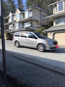 2014 Dodge Grand Caravan SXT Minivan, Van