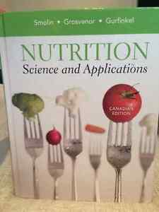 Nutrition: Science and Applications Canadian Edition