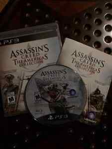 Assassin's Creed: The Americas Collection PS3 / Playstation 3